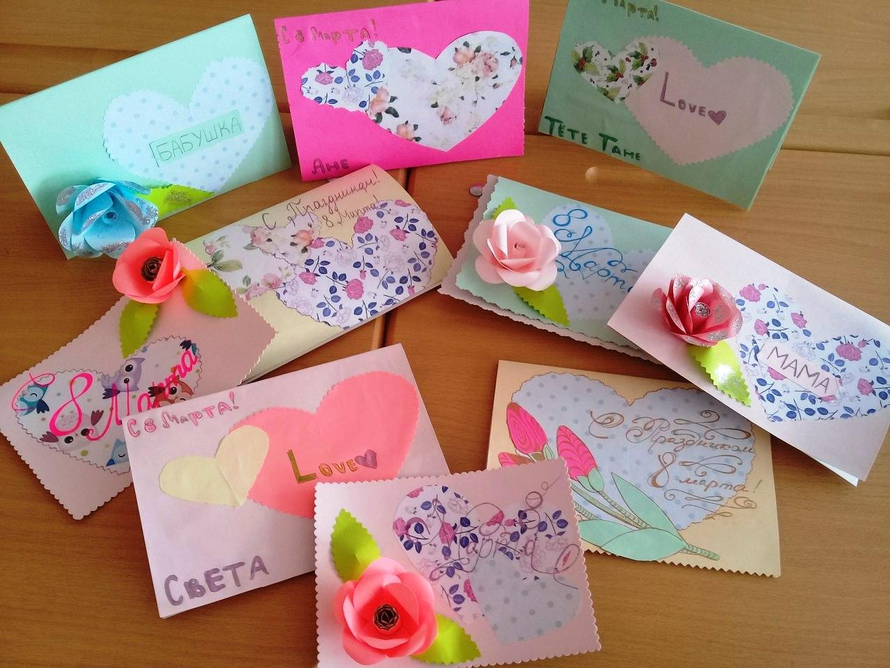 Какую открытку подарить маме на новый год мальчик